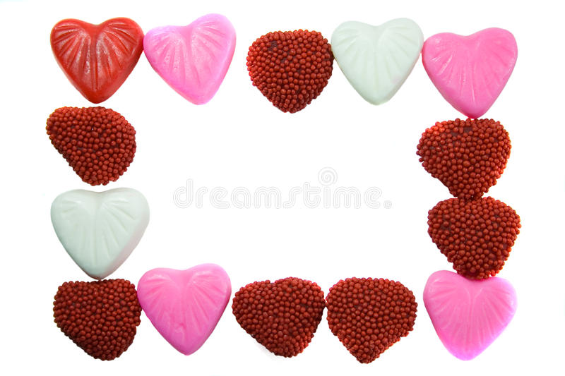 Download Valentine's candy. stock photo. Image of festive, affectionate - 12930276