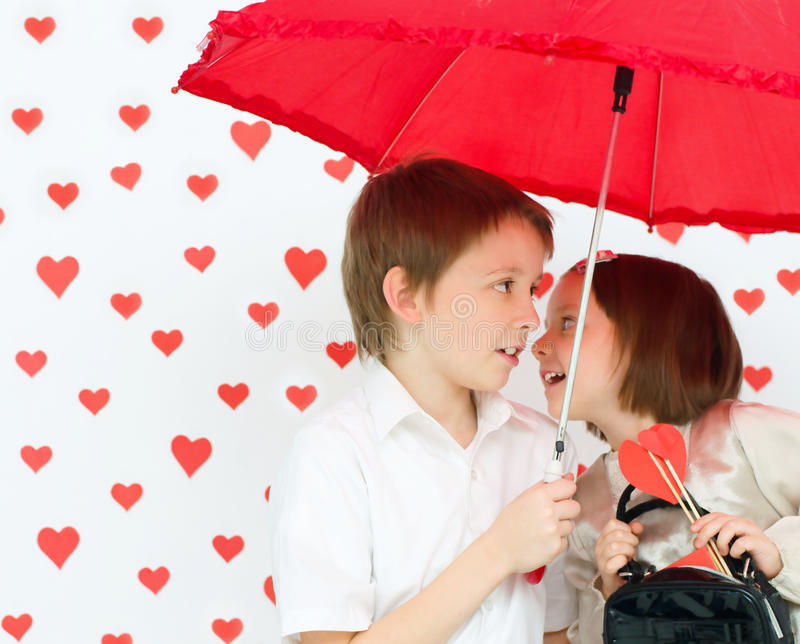 Download Valentine's concept stock image. Image of romance, baby - 36394891