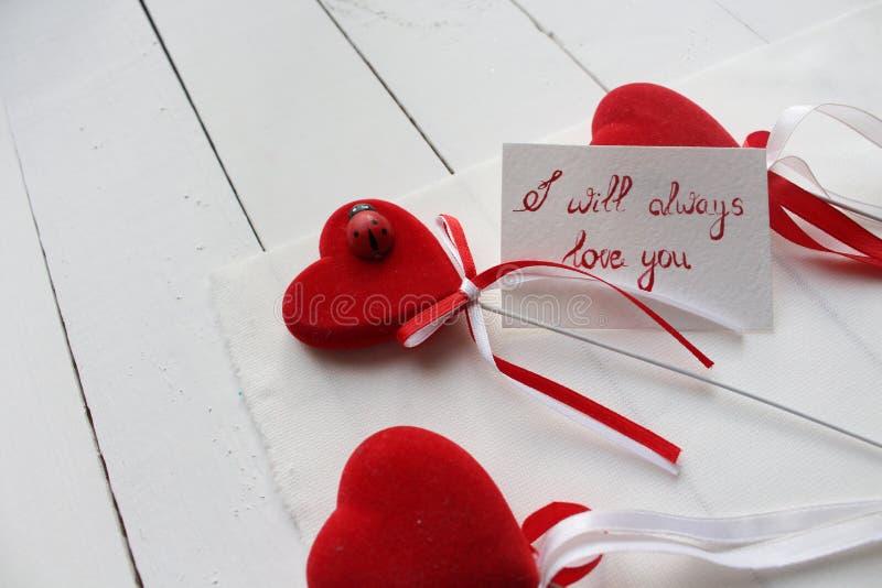 Valentine& x27; s Dag royalty-vrije stock fotografie