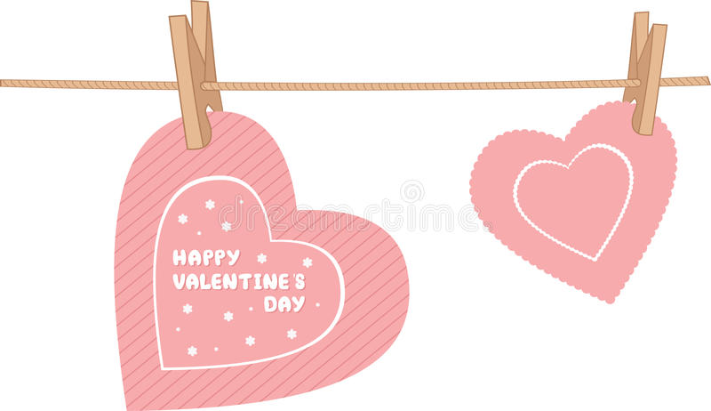 Download Valentine's day stock vector. Illustration of romance - 12558481