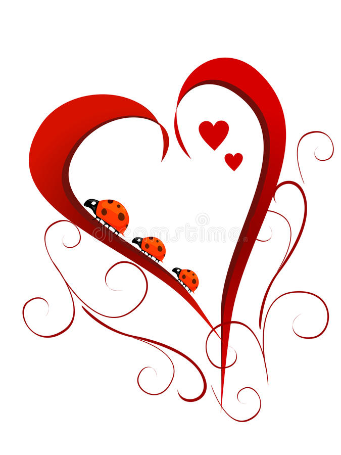 Valentine`s day vector illustration