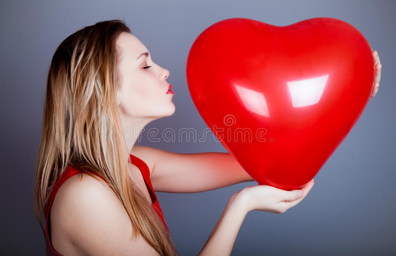 Download Valentine's Day stock photo. Image of beautiful, person - 23148430