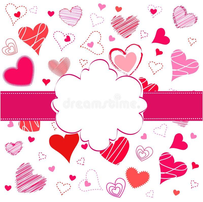 Download Valentine's Day stock vector. Illustration of romantic - 23309031