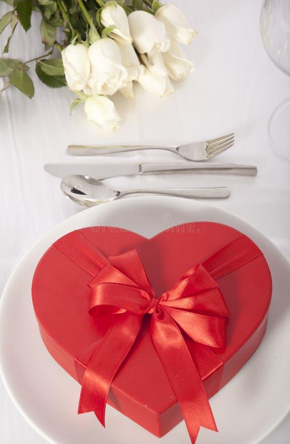Download Valentine's Day stock photo. Image of glassware, china - 28100946