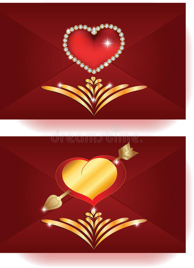 Download Valentine's Day stock vector. Illustration of ornament - 28430031