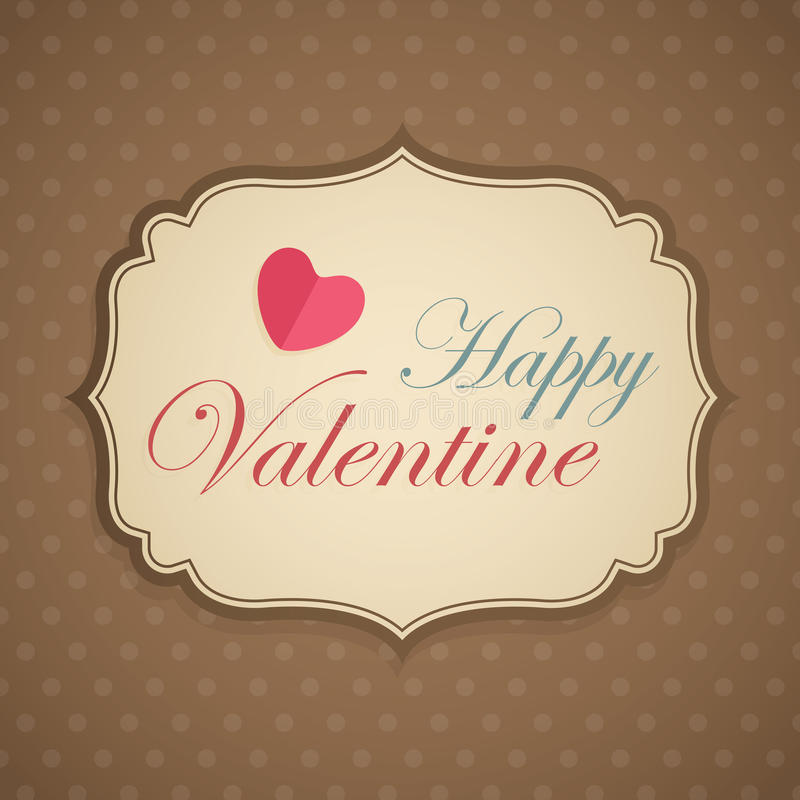 Download Valentine's Day stock vector. Image of illustration, pink - 35742961