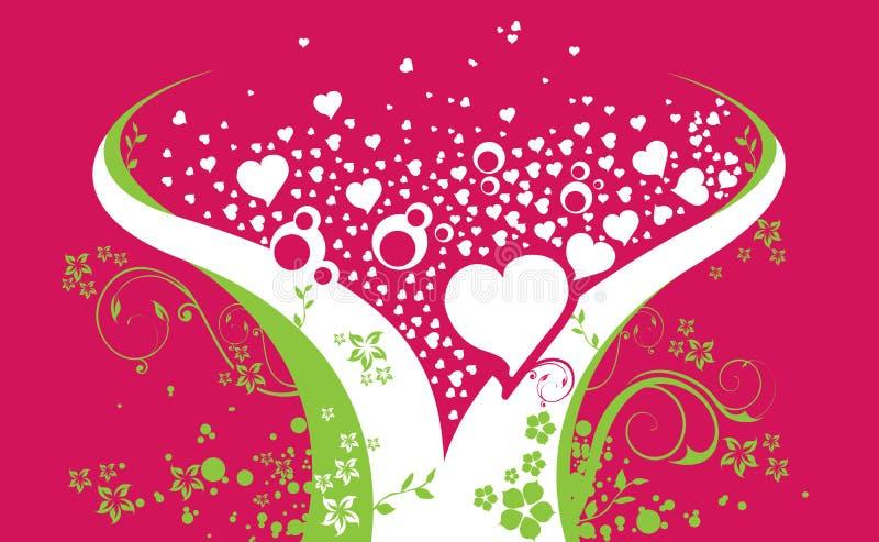 Download Valentine's Day Background stock illustration. Image of celebration - 11461011