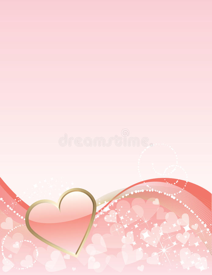 Valentine S Day Background Stock Images