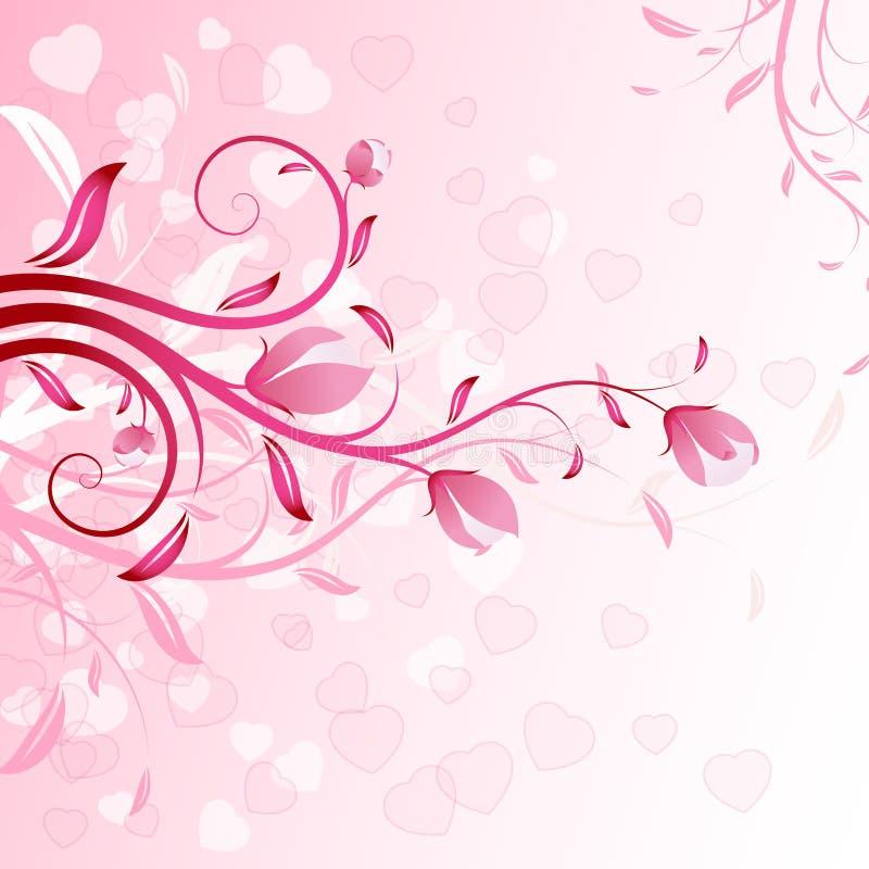 Download Valentine's day background stock vector. Image of leaf - 17878372