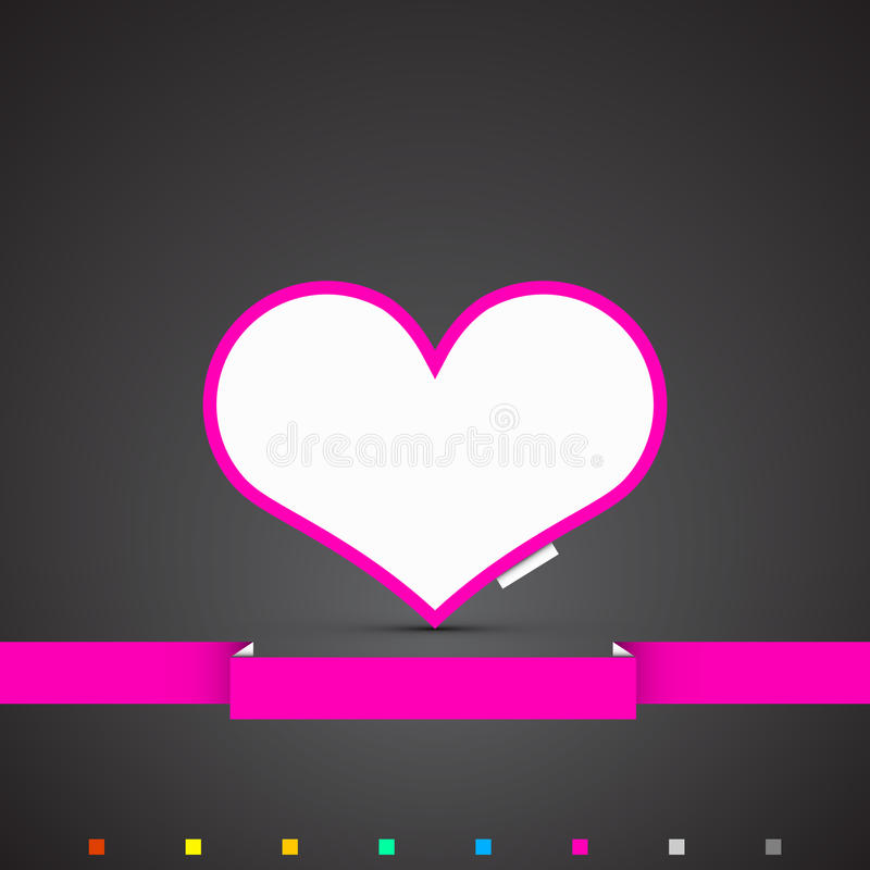 Download Valentine's day background stock vector. Image of bright - 23046548