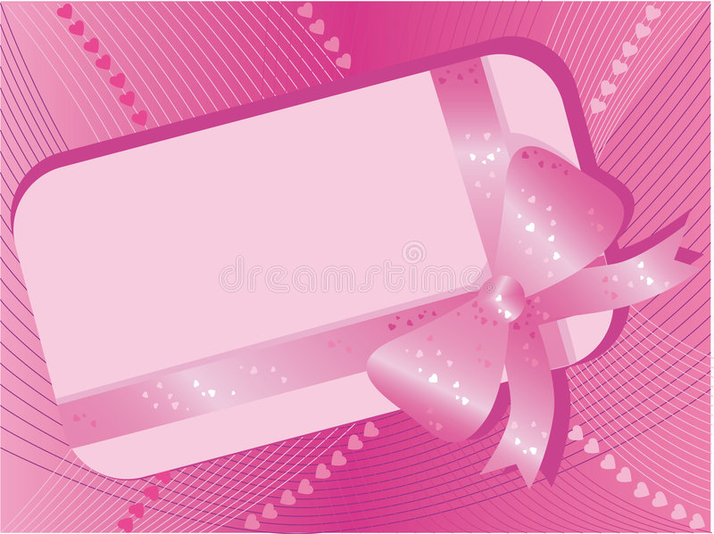 Download Valentine's day background stock vector. Image of curlicue - 7219308