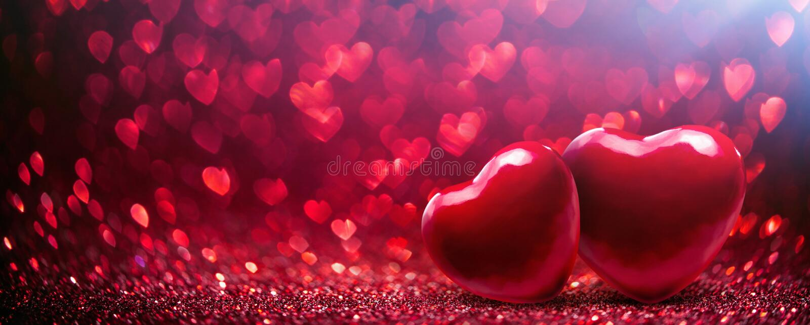 Valentine`s Day background royalty free stock images