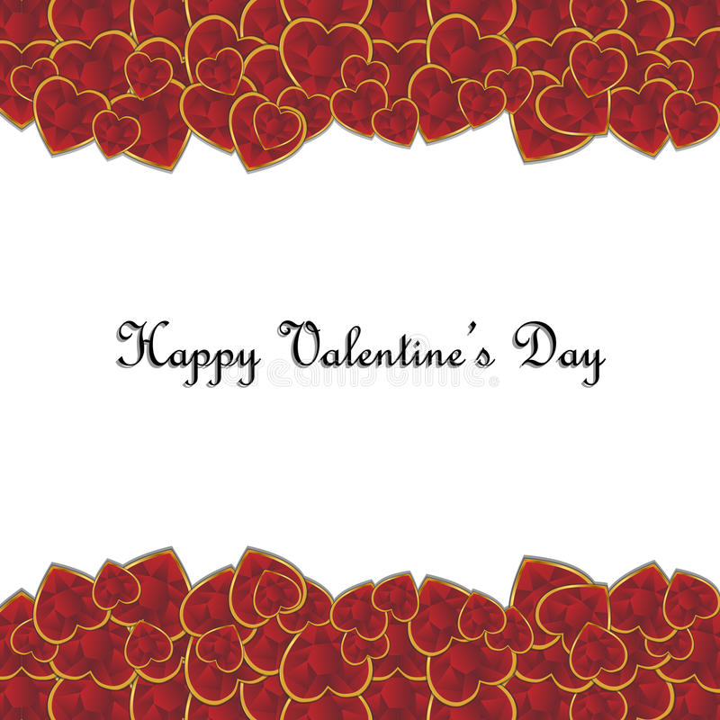 Valentines day background stock photos