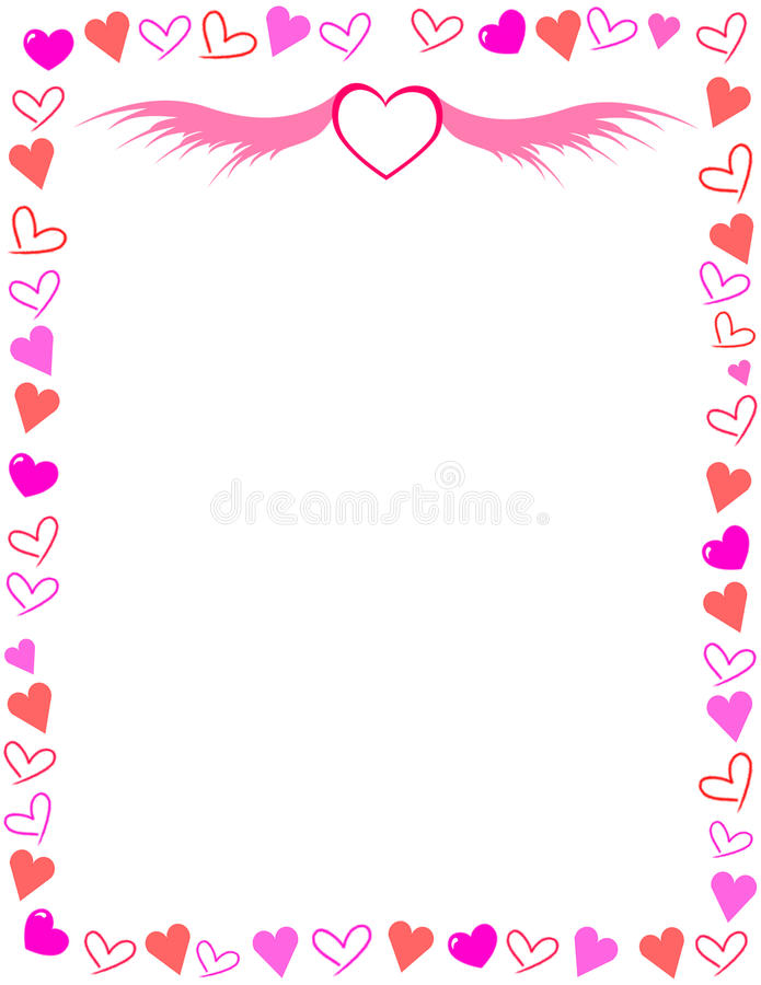 Download Valentine's Day stock illustration. Image of abstract - 37475041