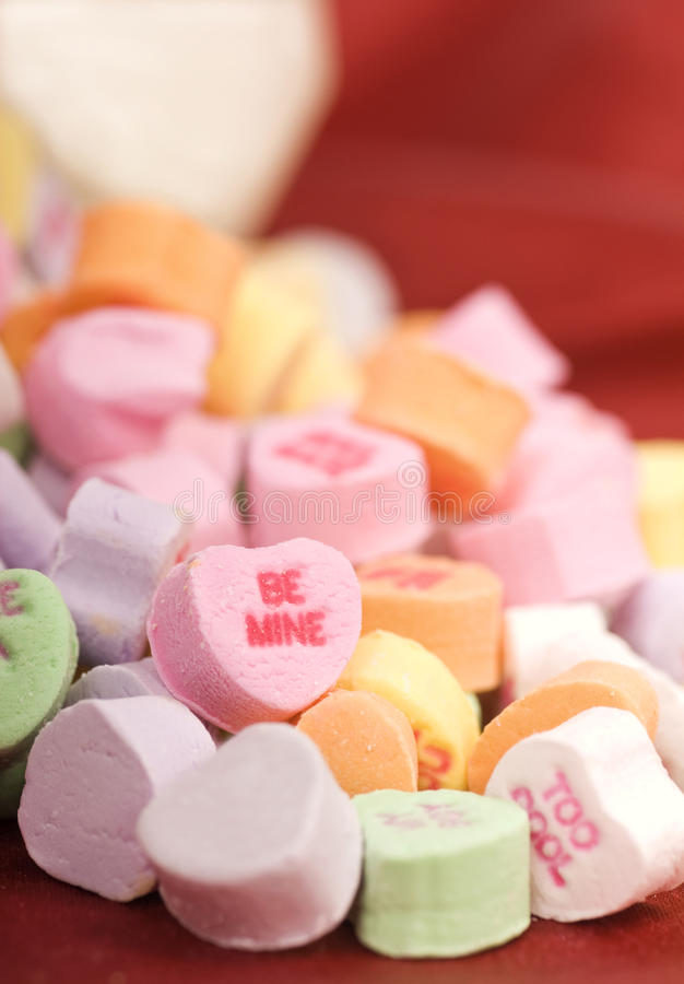 Free Valentine S Day Candy Stock Images - 18728464
