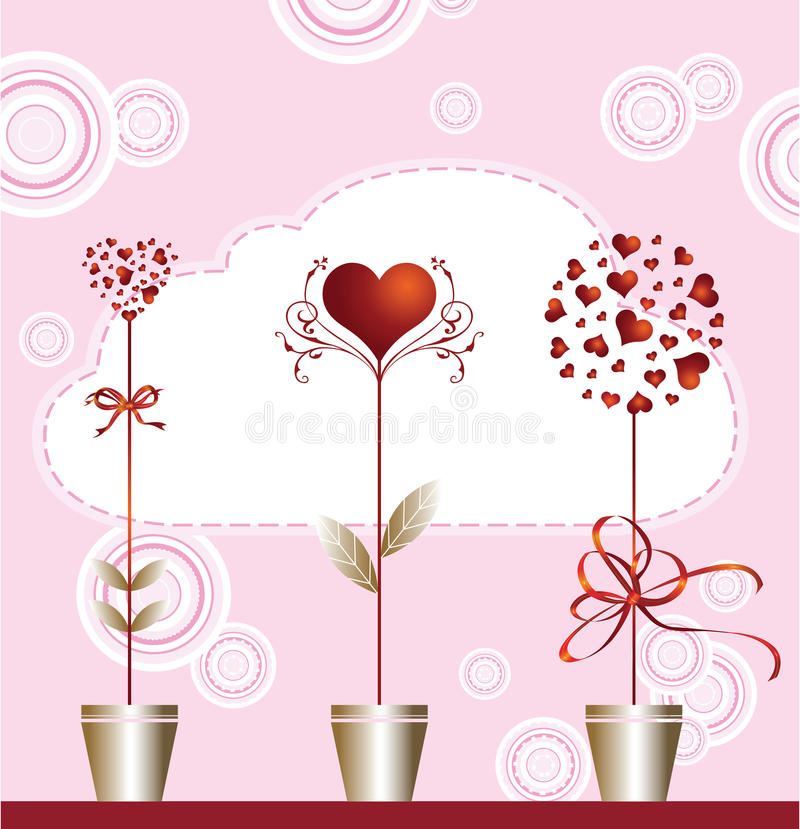 Free Valentine S Day Card. Stock Photography - 12304982