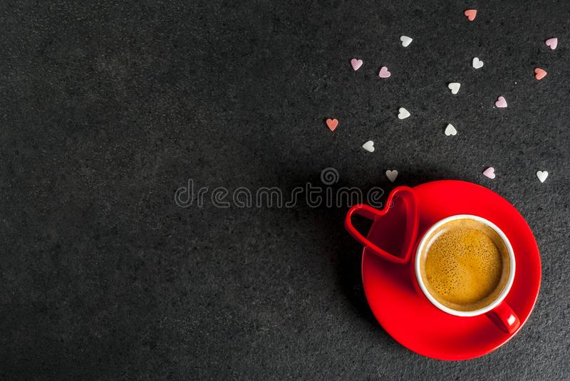 Valentine`s day concept stock images