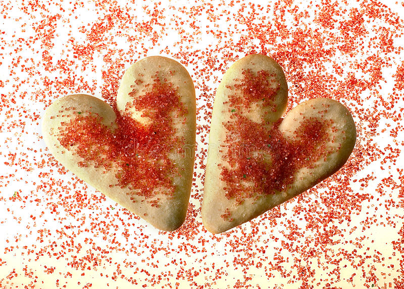 Download Valentine's day cookies stock image. Image of holiday - 22904481