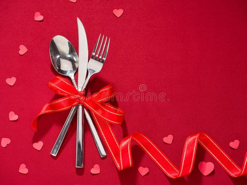 Valentine`s day dining background. Valentines day background. Valentines day dining background stock image