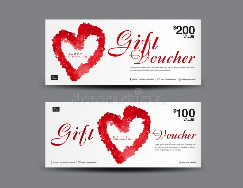 Valentines day gift voucher template layout business flyer design download valentines day gift voucher template layout business flyer design certificate cheaphphosting
