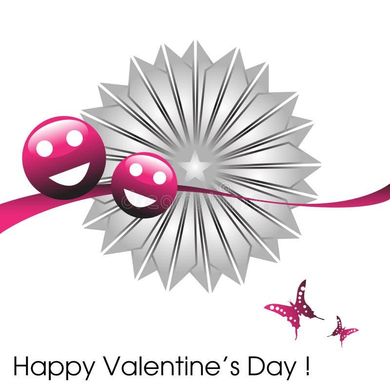 Valentine's day greeting stock photos
