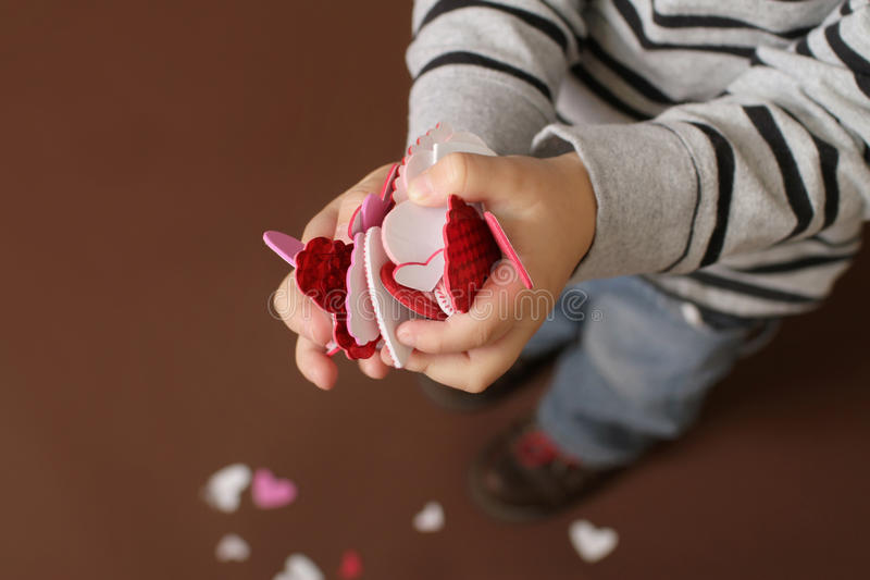 Download Valentine's Day Hearts Royalty Free Stock Photos - Image: 37176538