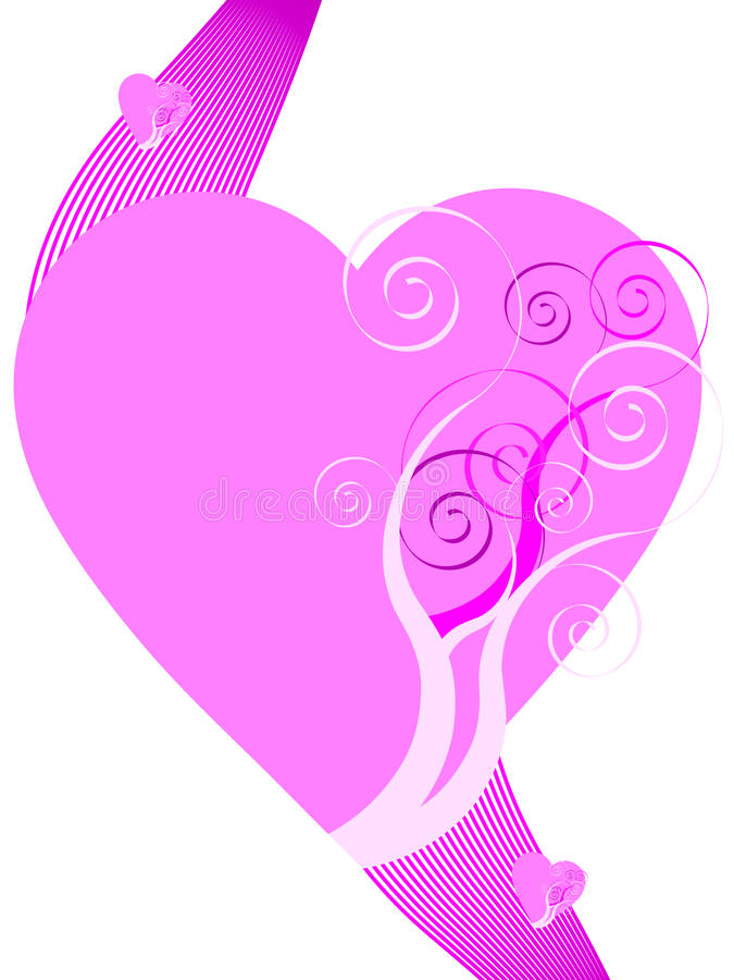 Download Valentine's Day Illustration Stock Vector - Illustration: 21668075