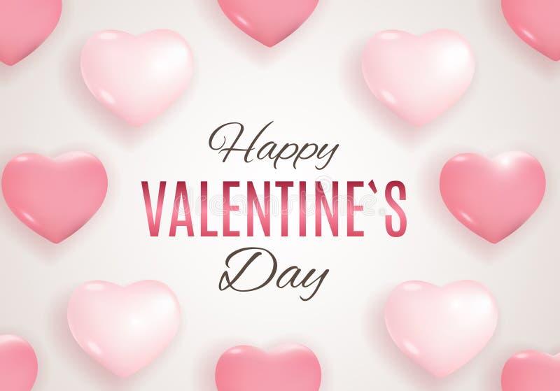 Valentine`s Day Love and Feelings Sale Background Design. Vector illustration vector illustration