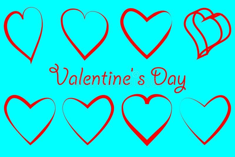 Valentine`s day, love. stock photography