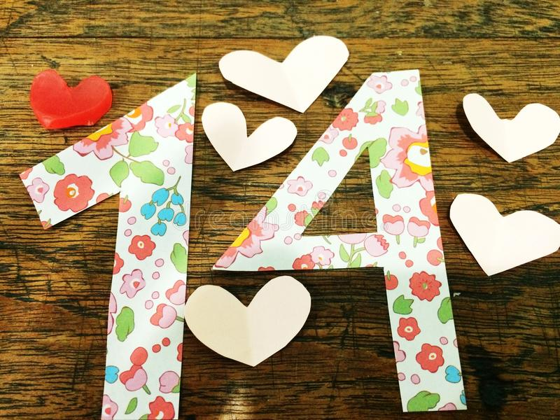 Download Valentine's Day stock image. Image of love, background - 49931789