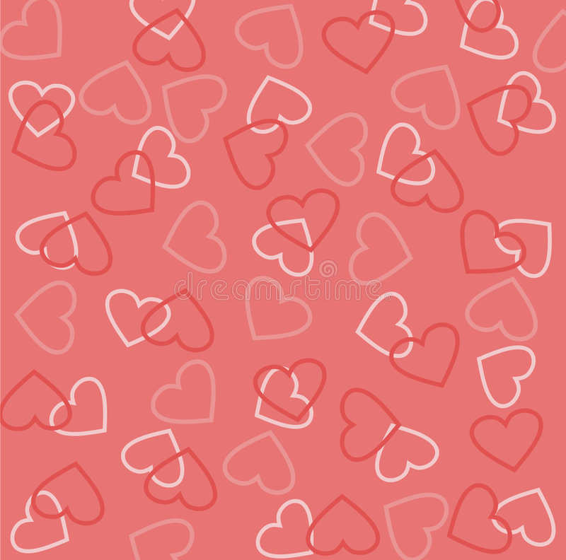 Valentine's day texture stock images