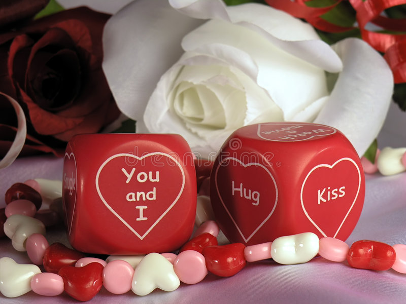 Valentine's Day Wish royalty free stock photography