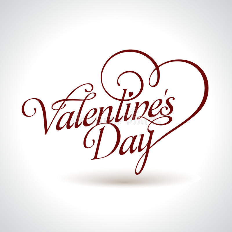 Download Valentine's Headline Royalty Free Stock Photos - Image: 17709568