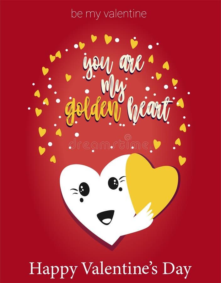 Valentine& x27; special do dia de s imagens de stock royalty free