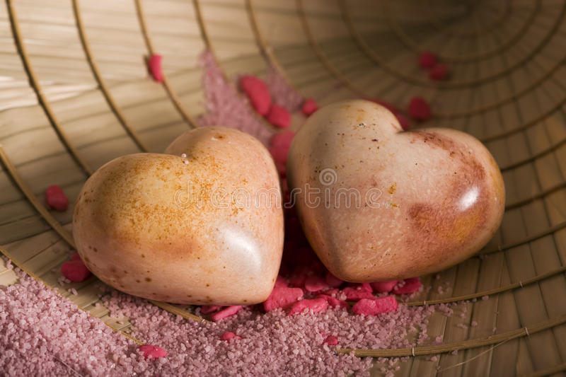 Valentine still-life stock photography