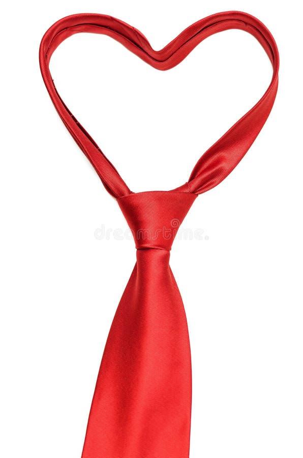 Valentine-stropdas stock afbeeldingen