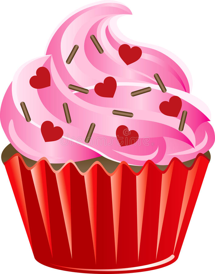 Download Valentine Sweets 2 stock vector. Image of chocolate, bakery - 17904020