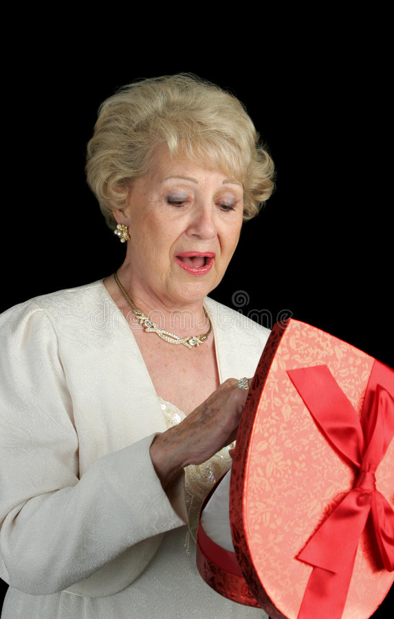 Download Valentine Treat for Her stock image. Image of holiday - 1617443