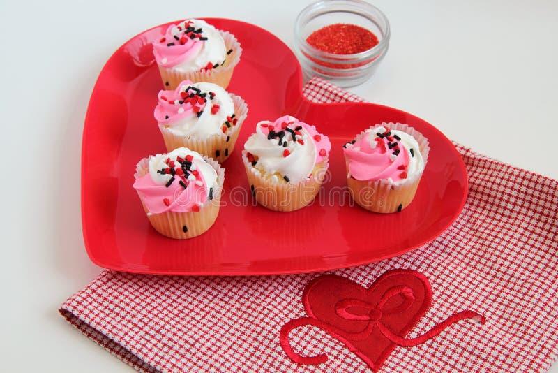 Valentine Treats stock afbeelding