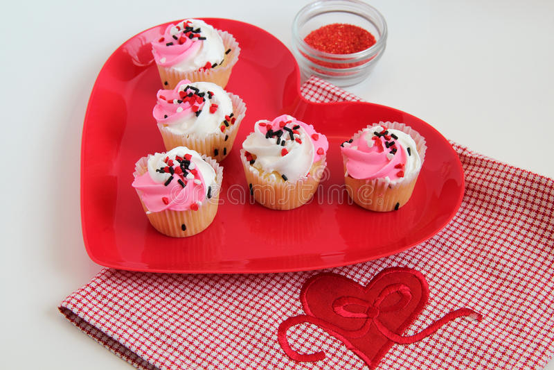 Valentine Treats stockbild