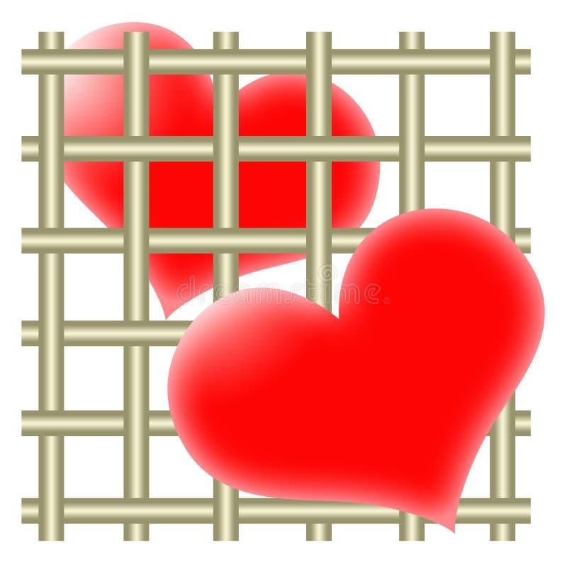 картинки сердце за решеткой чтобы при этом