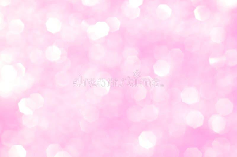 valentines пинка яркия блеска дня предпосылки стоковое фото rf
