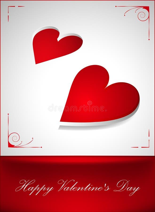 Valentines illustration libre de droits