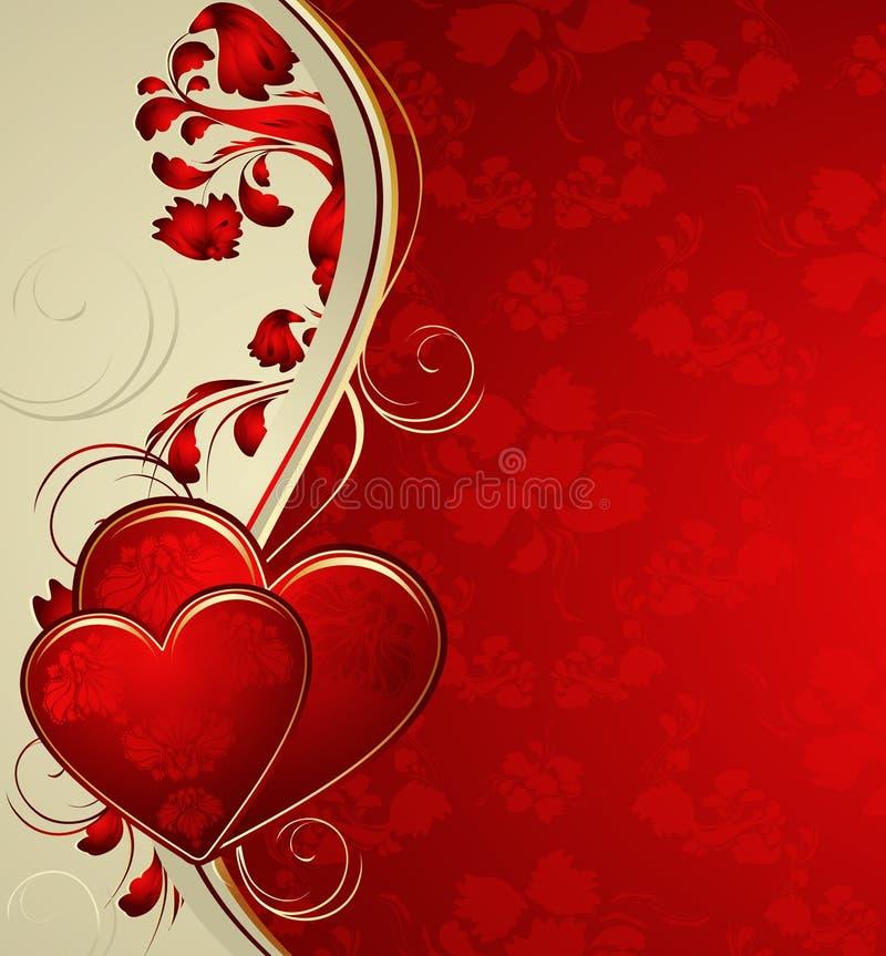 Free Valentines Background Stock Image - 12464231
