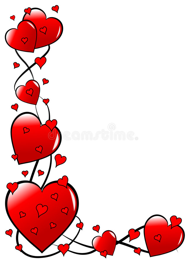 Valentines background royalty free illustration