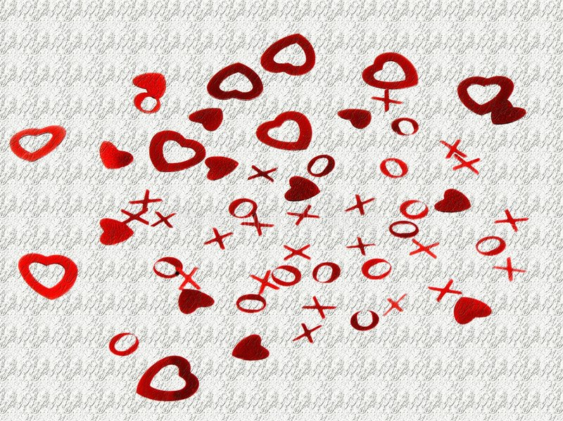 Download Valentines background stock illustration. Illustration of adore - 442709