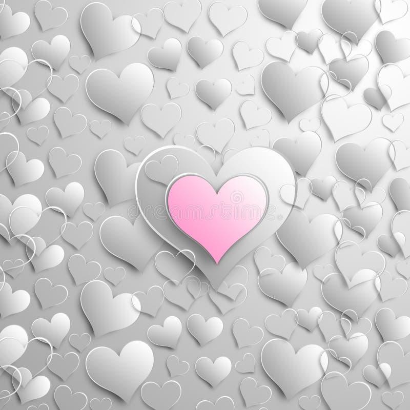 Download Valentines background stock illustration. Illustration of bokeh - 33831279