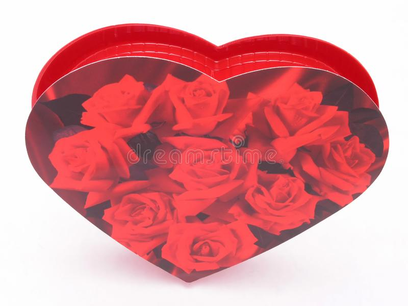 Valentines candy box - roses 1