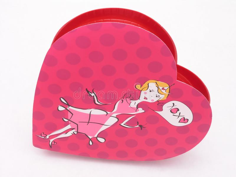 Download Valentines Candy Box - XOXO 3 Stock Image - Image: 1845999