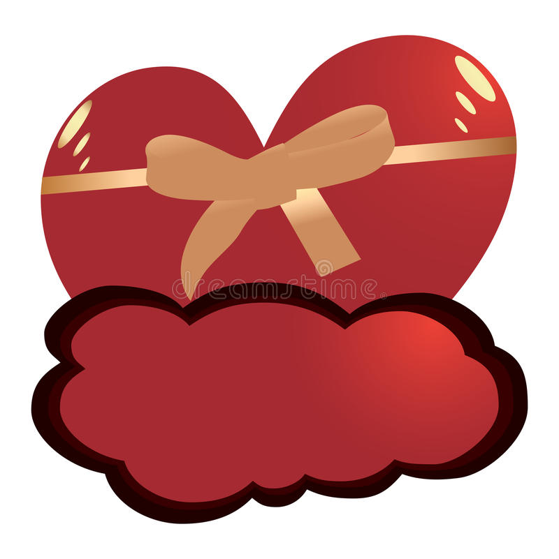 Download Valentines Day stock vector. Image of romance, paint - 12563166